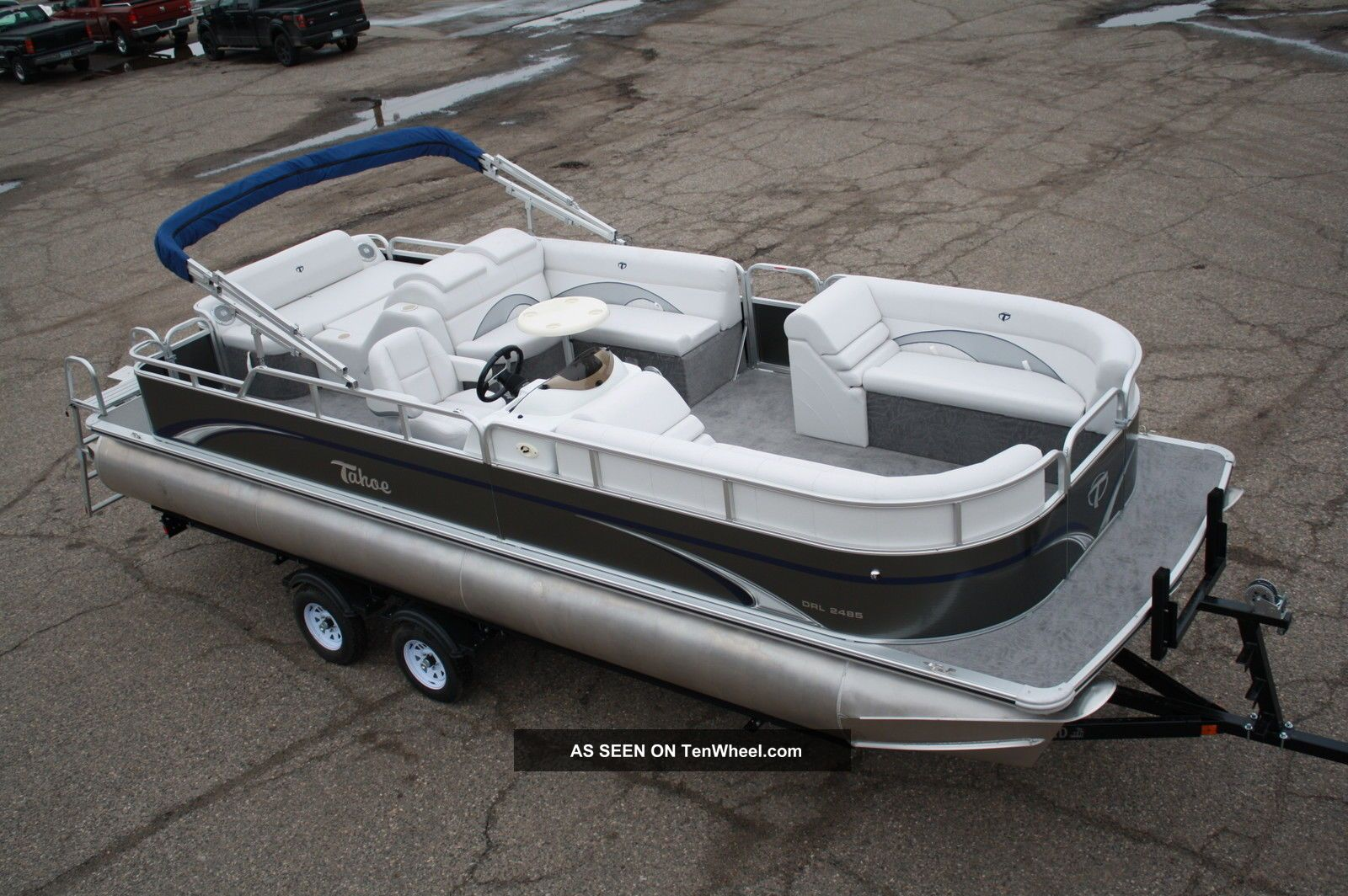 2013 Tahoe 24 Drl Pontoon / Deck Boats photo