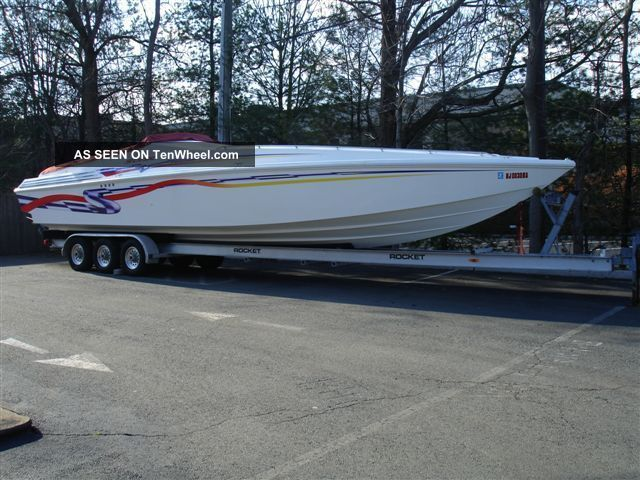 2001 Sonic 42ss Other Powerboats photo