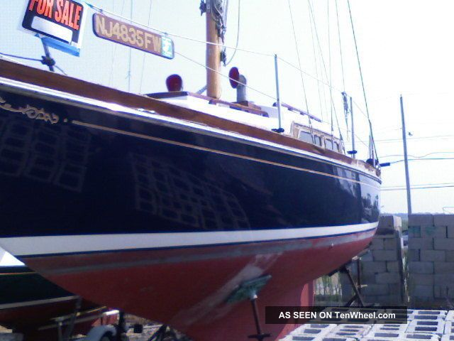 1970 Cheoy Lee Offshore Sailboats 20-27 feet photo