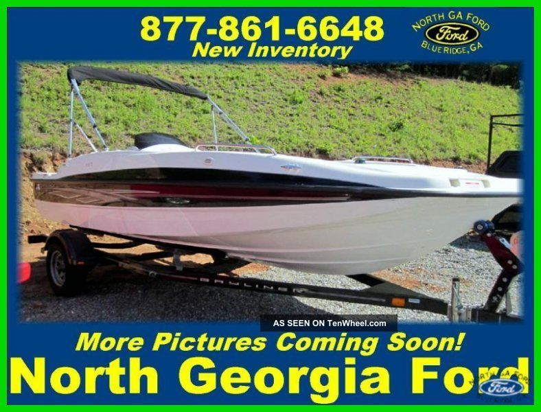 2011 Bayliner 197 Runabouts photo