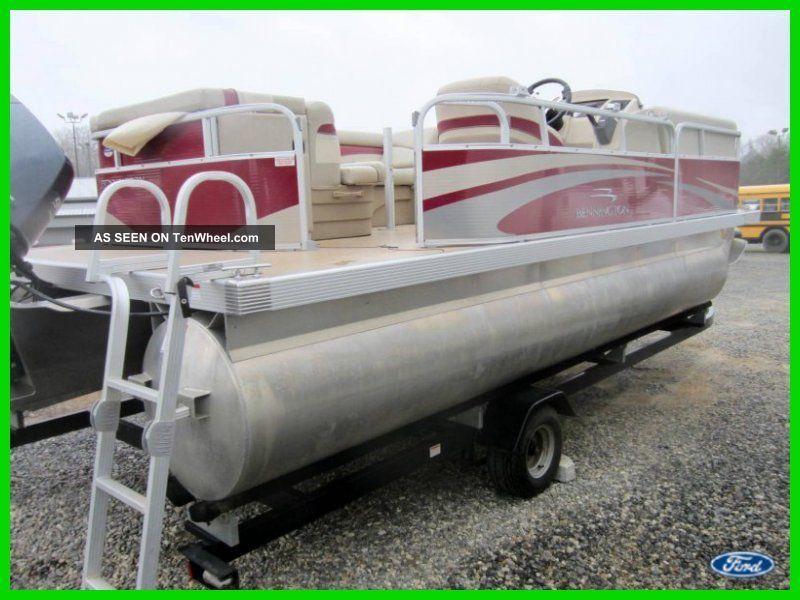 2012 Bennington 20 Sl Pontoon / Deck Boats photo