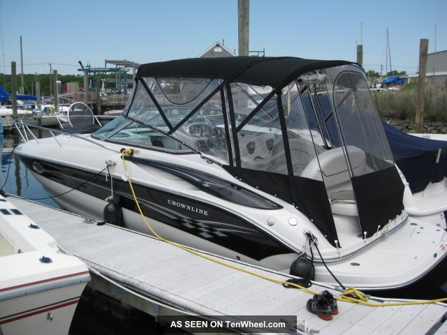 2007 Crownline 250cr Cruisers photo
