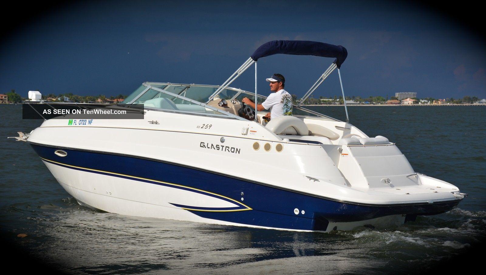 2006 Glastron 259 Cruisers photo