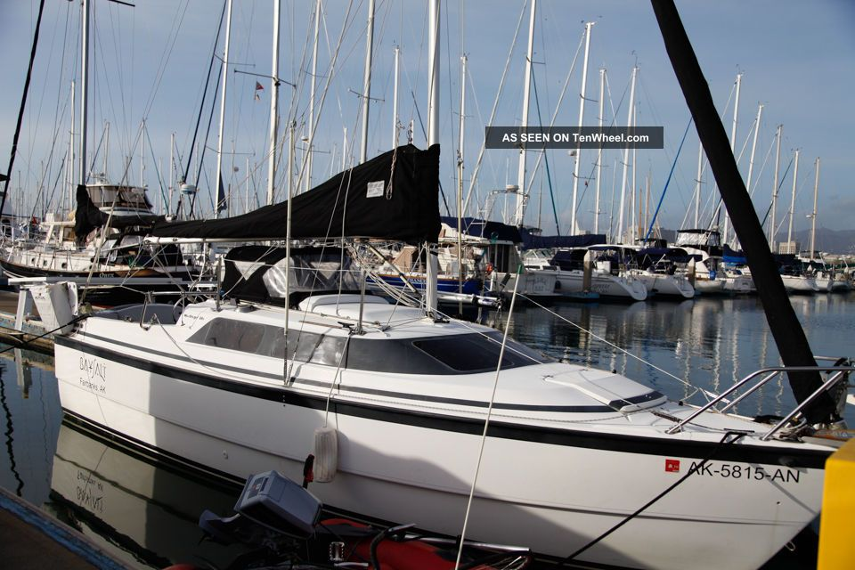 1996 Macgregor 26x Sailboats 20-27 feet photo