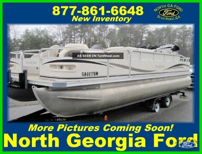 2008 Forest River South Bay Pontoon / Deck Boats photo