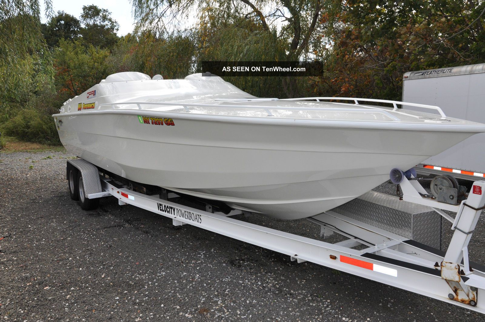 2001 Velocity 28 Speedboat Other Powerboats photo