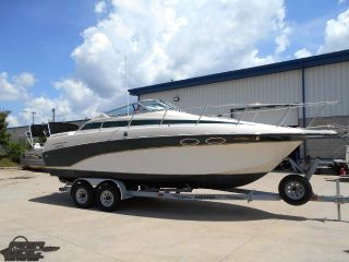 1998 Crownline 250 Cr Cuddy Cabin Cruiser photo