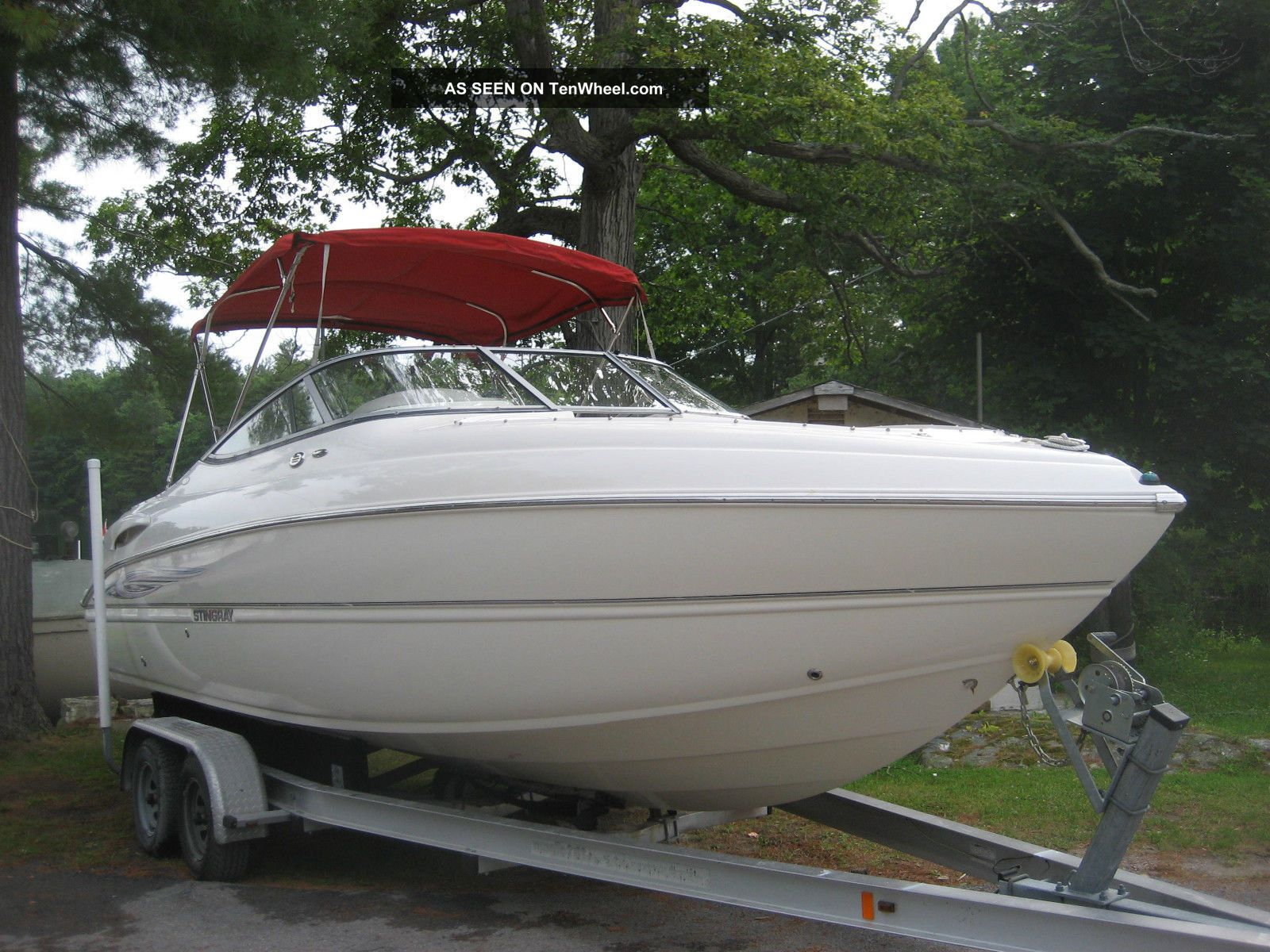 2007 Stingray 250 Lr Runabouts photo