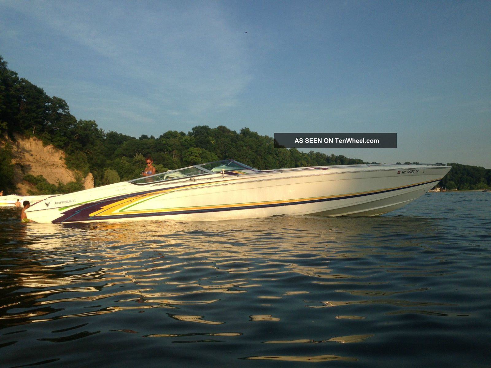 2001 Formula 382 Fastech Other Powerboats photo