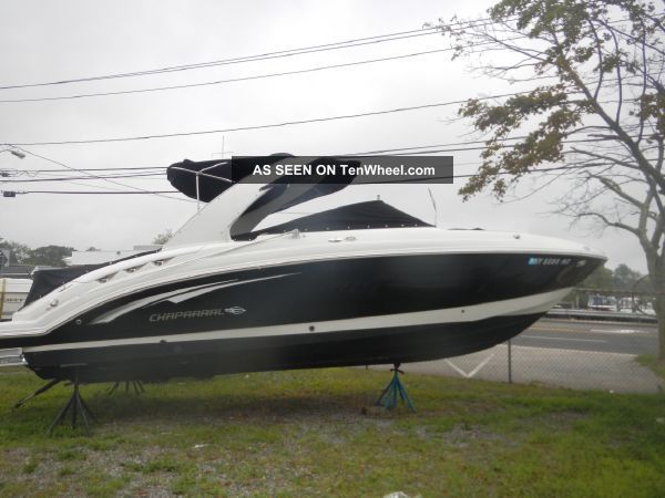 2007 Chaparral 276 Ssx Ski / Wakeboarding Boats photo