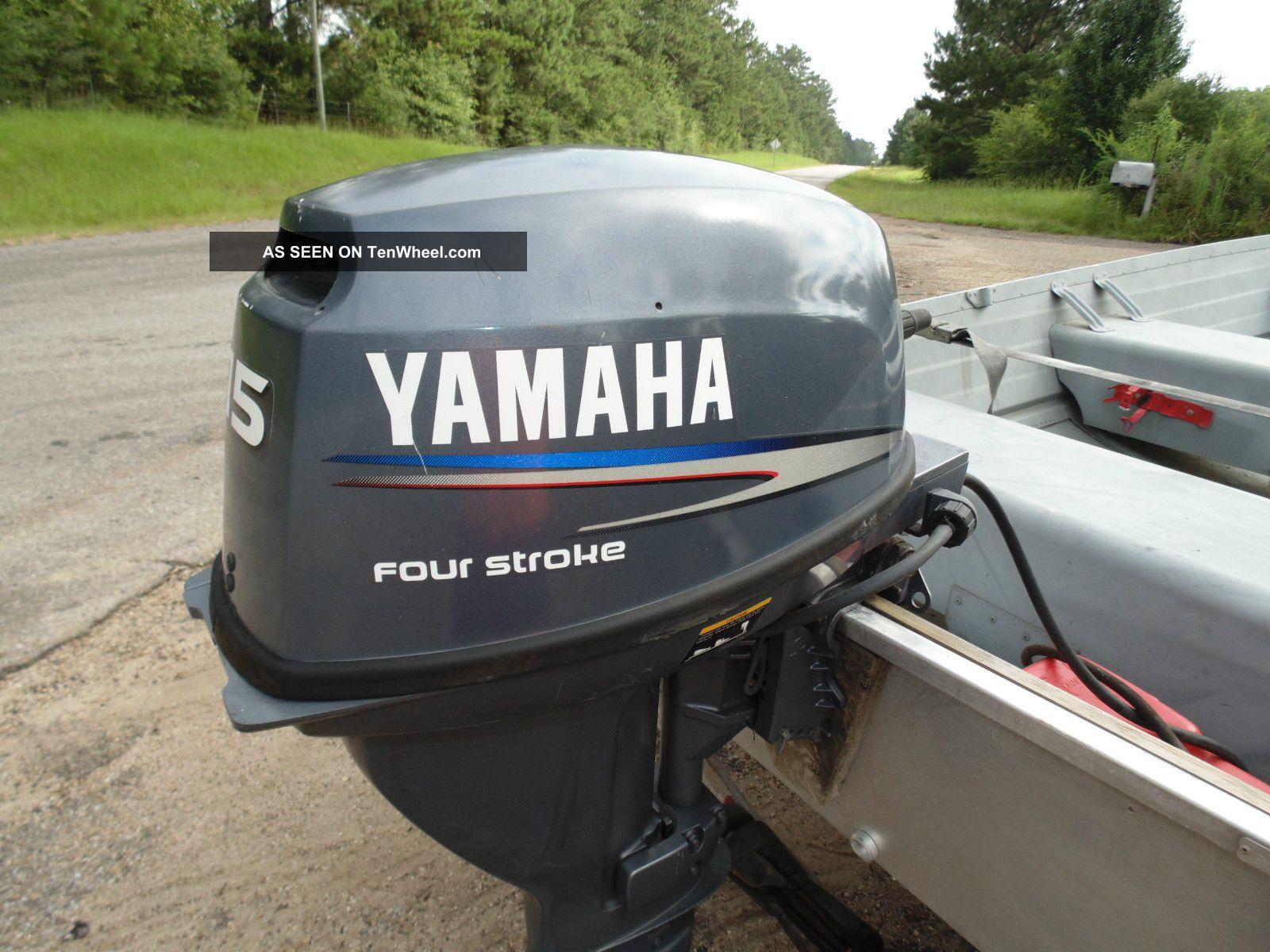 2006 Fish Master F14cfs