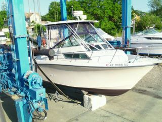 1990 Grady White Twinn 175 2007 Sail Fish 25 Sport Bridge photo