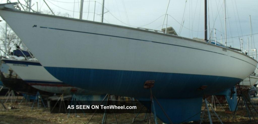 1978 Morgan Morgan 382 Sailboats 28+ feet photo