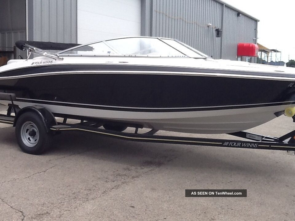 2008 Four Winns 200 Horizon Runabouts photo