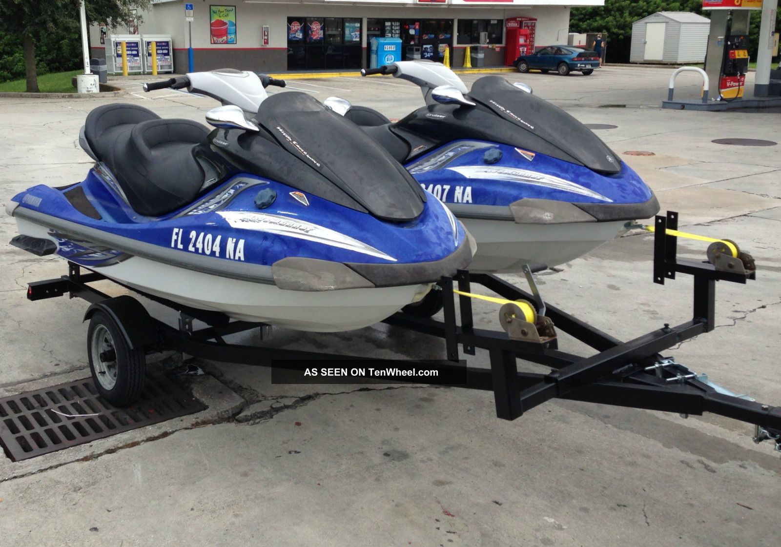 2005 Yamaha Fx Ho Cruiser Jet Boats photo