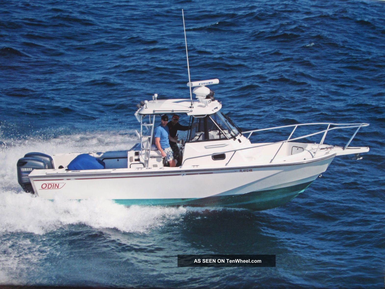 1996 Boston Whaler Offahore Offshore Saltwater Fishing photo