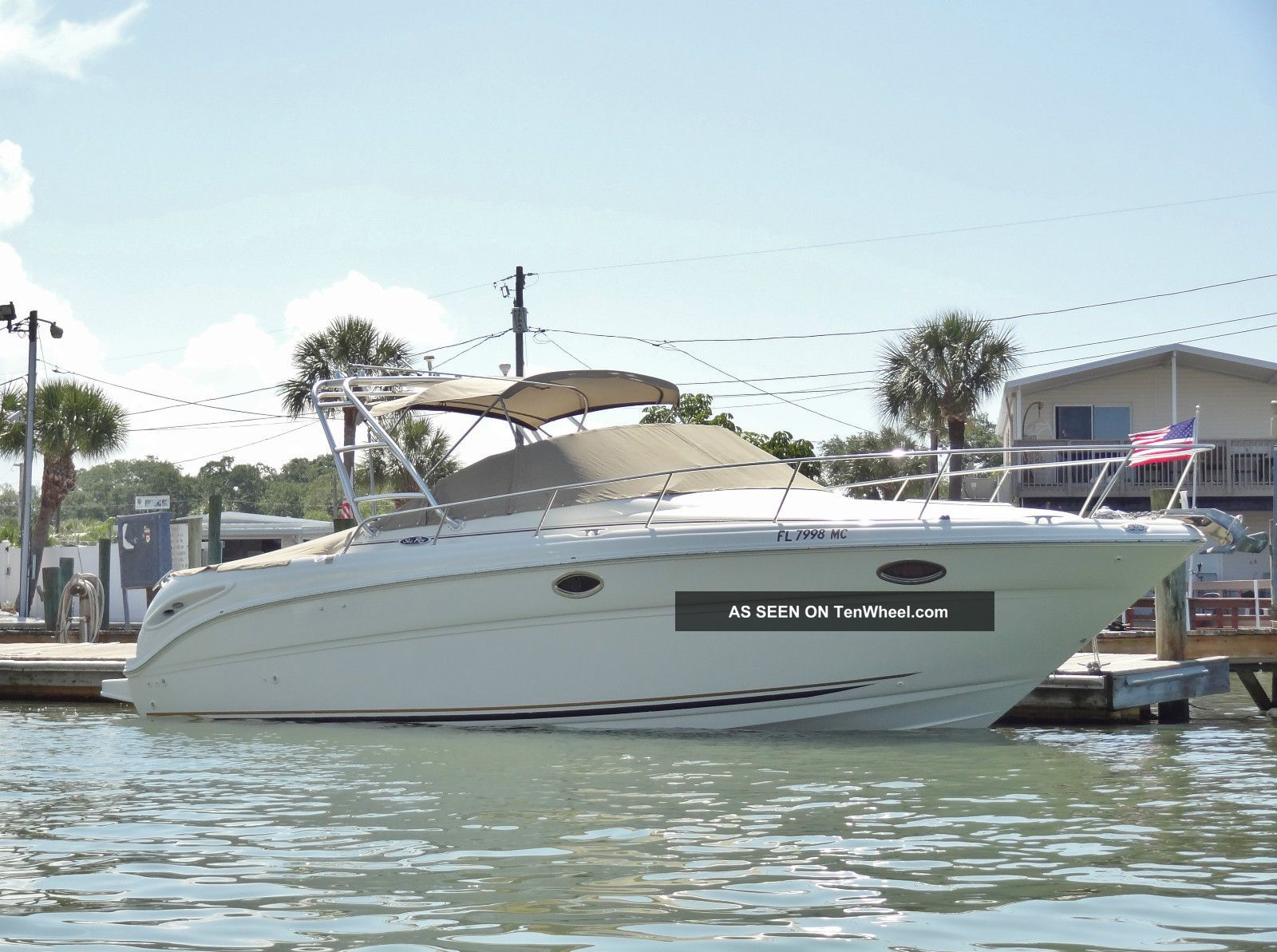 2003 Sea Ray 290 Offshore Saltwater Fishing photo