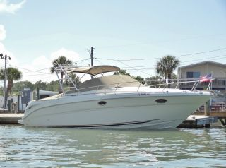 2003 Sea Ray 290 photo