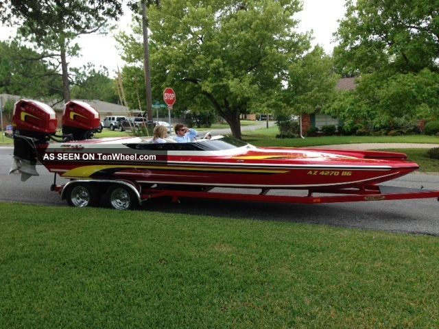 2000 Dcb Mach Other Powerboats photo