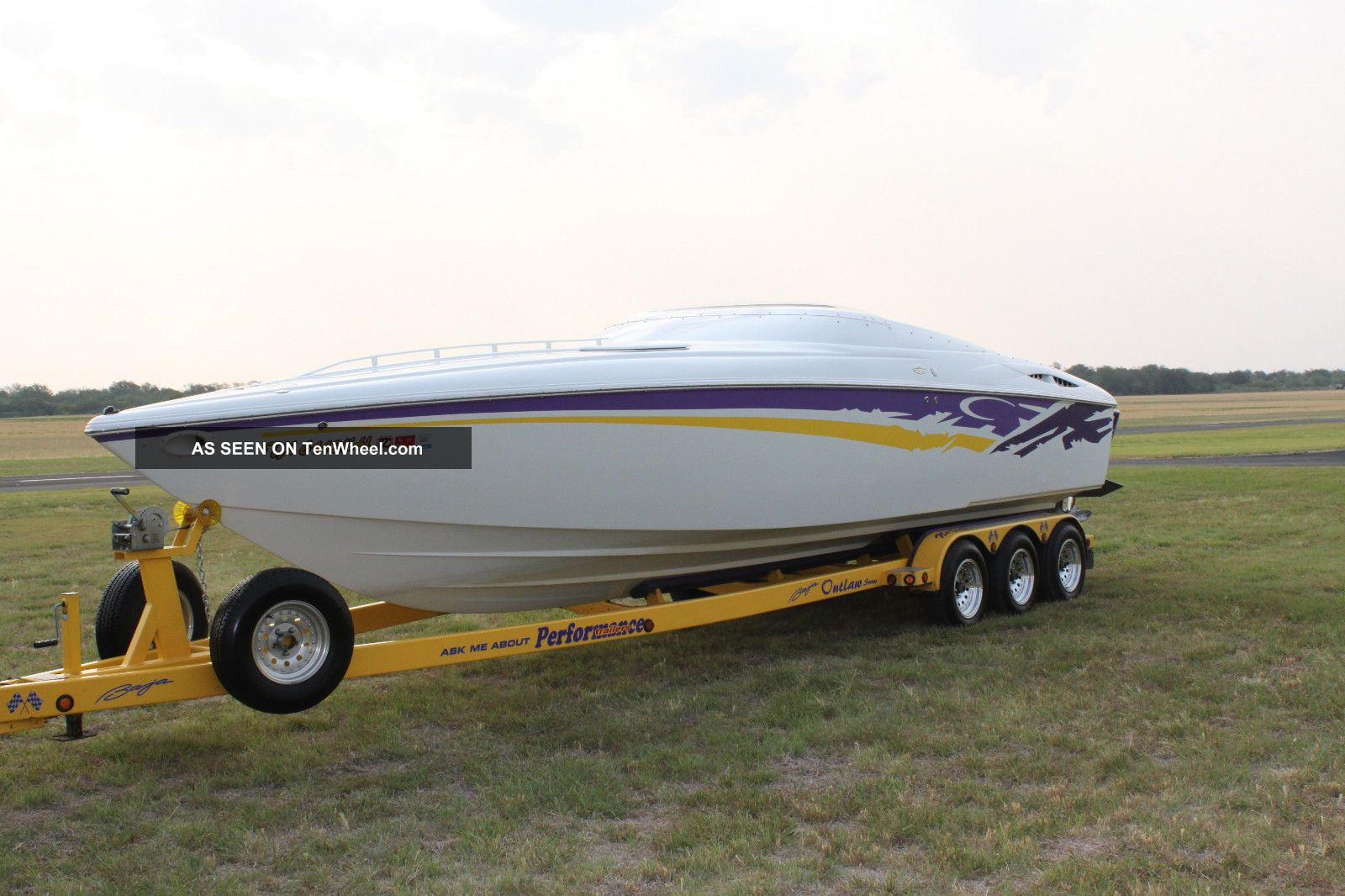 2003 Baja 29 ' Outlaw Other Powerboats photo