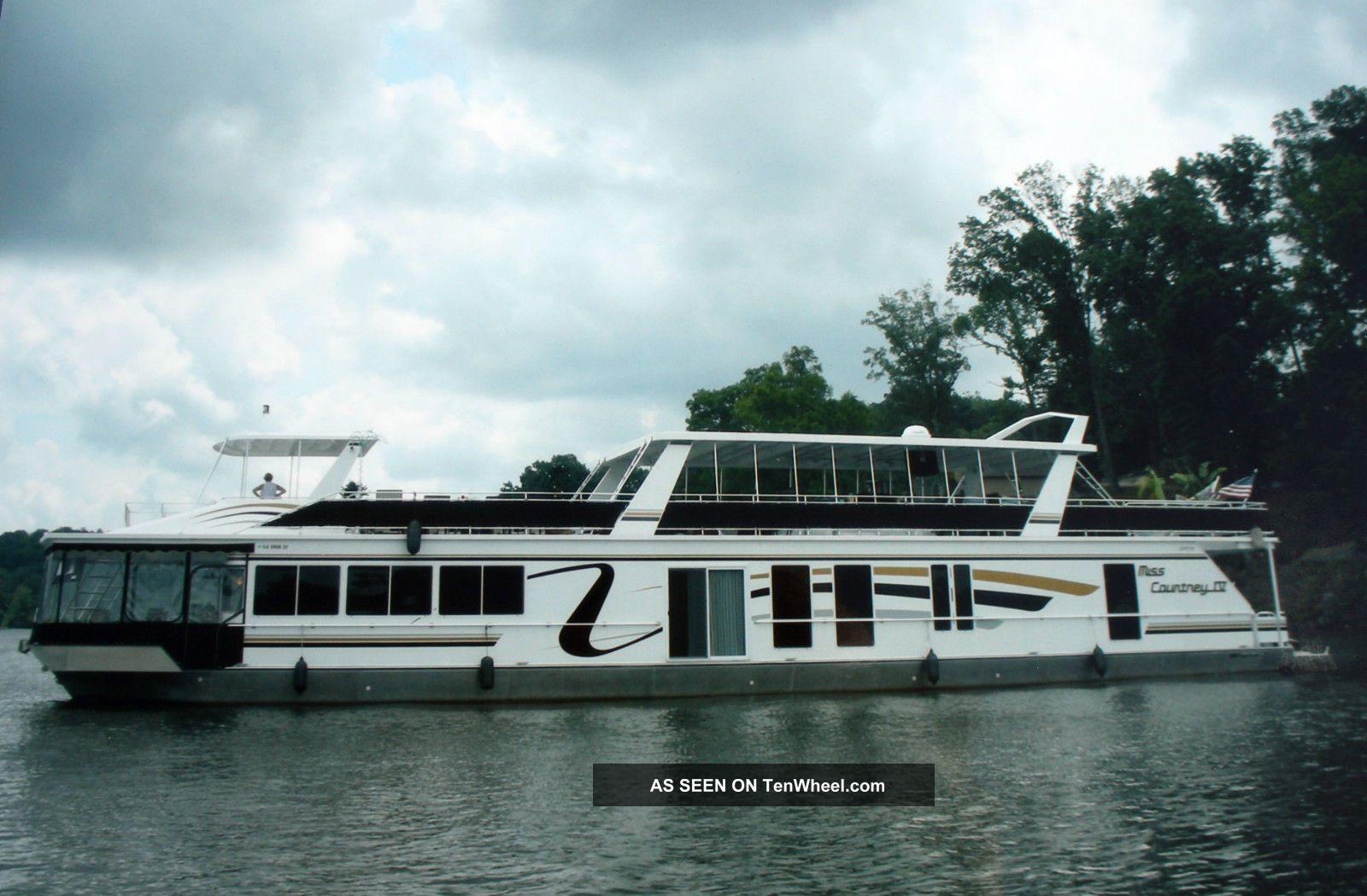 2006 Fantasy 20x100 Houseboat