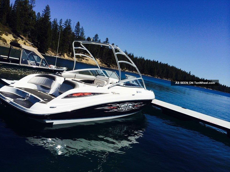 2008 Yamaha Ar 230 Ski / Wakeboarding Boats photo