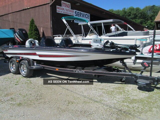 2014 Bass Cat Pantera Iv Cruisers photo
