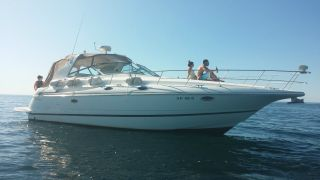 2001 Cruisers Yachts 3870 photo