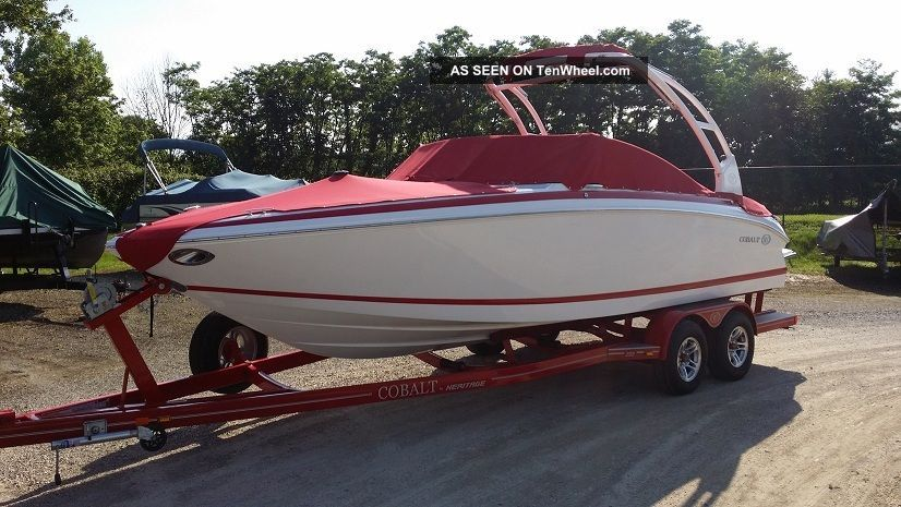 2014 Cobalt 232 Runabouts photo