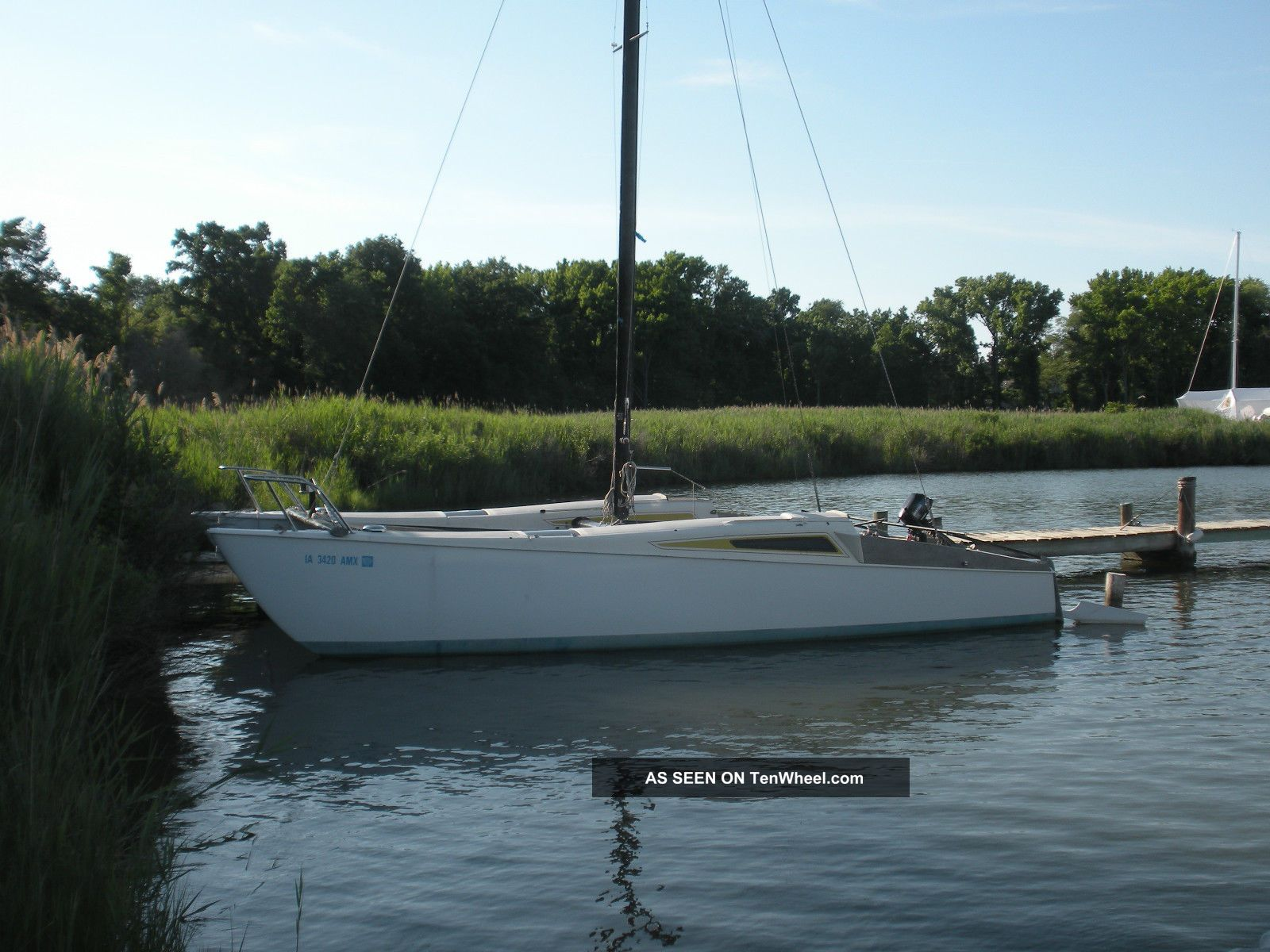 1977 Warrior 29 Catamaran Sailboats 28+ feet photo