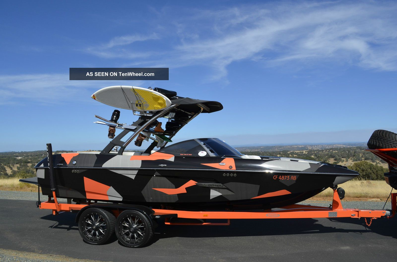 2012 Malibu 22mxz Ski / Wakeboarding Boats photo