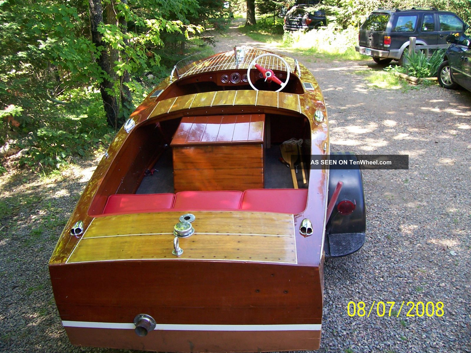 1947 Chris - Craft Special Runabout Runabouts photo