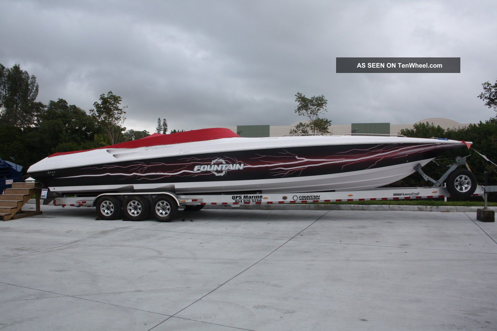 2012 Fountain Lightning Other Powerboats photo