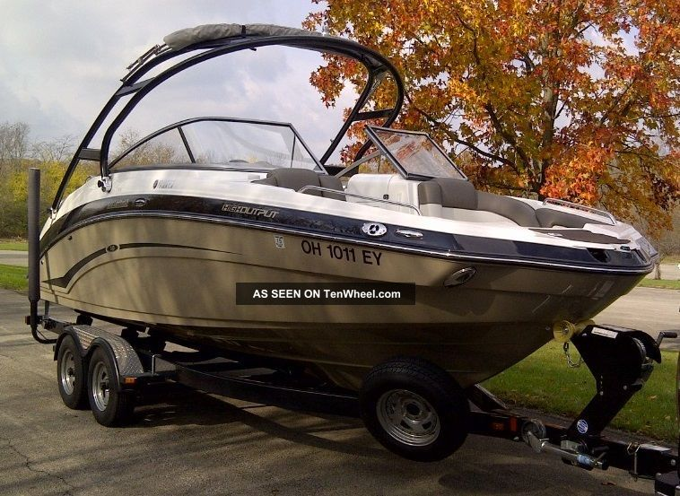2012 Yamaha 242 Limited Sport Jet Boats photo