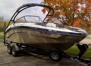 2012 Yamaha 242 Limited Sport photo