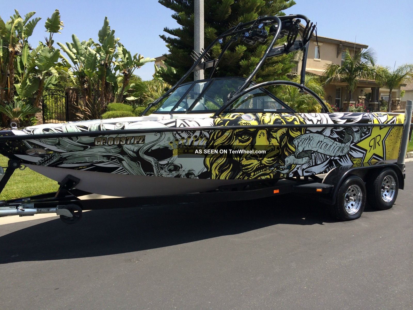 2004 Correct Craft Air Nautique 210 Team Ski / Wakeboarding Boats photo
