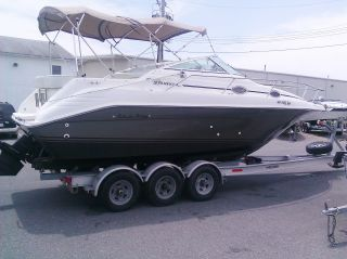 1999 Sea Ray Sundancer 250 photo