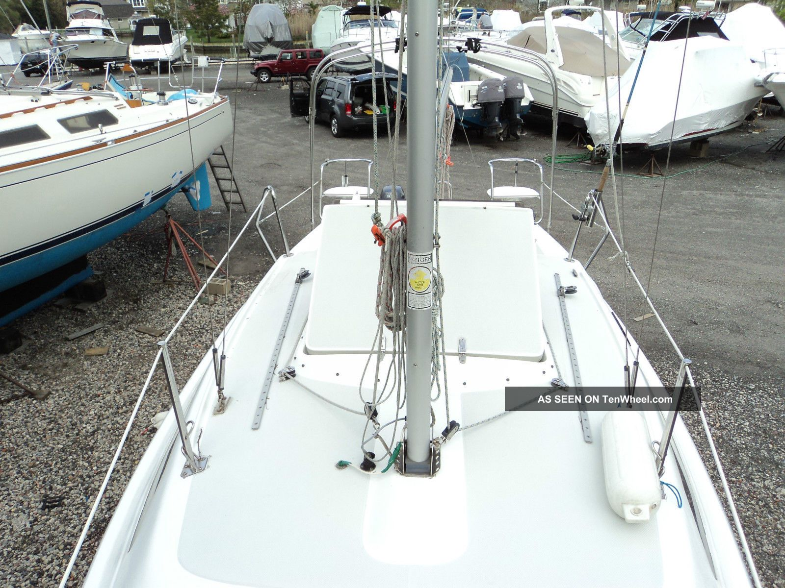 1998 Catalina 250 Wing Keel Sailboats 20-27 feet photo