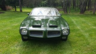 1972 Pontiac Firebird photo