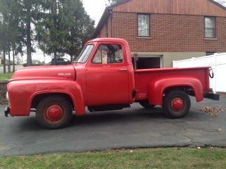 1953 Ford F - 100 photo