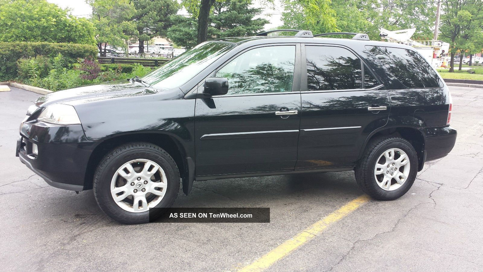 2004 Acura Mdx Touring Package W /,  Fully Loaded Features MDX photo