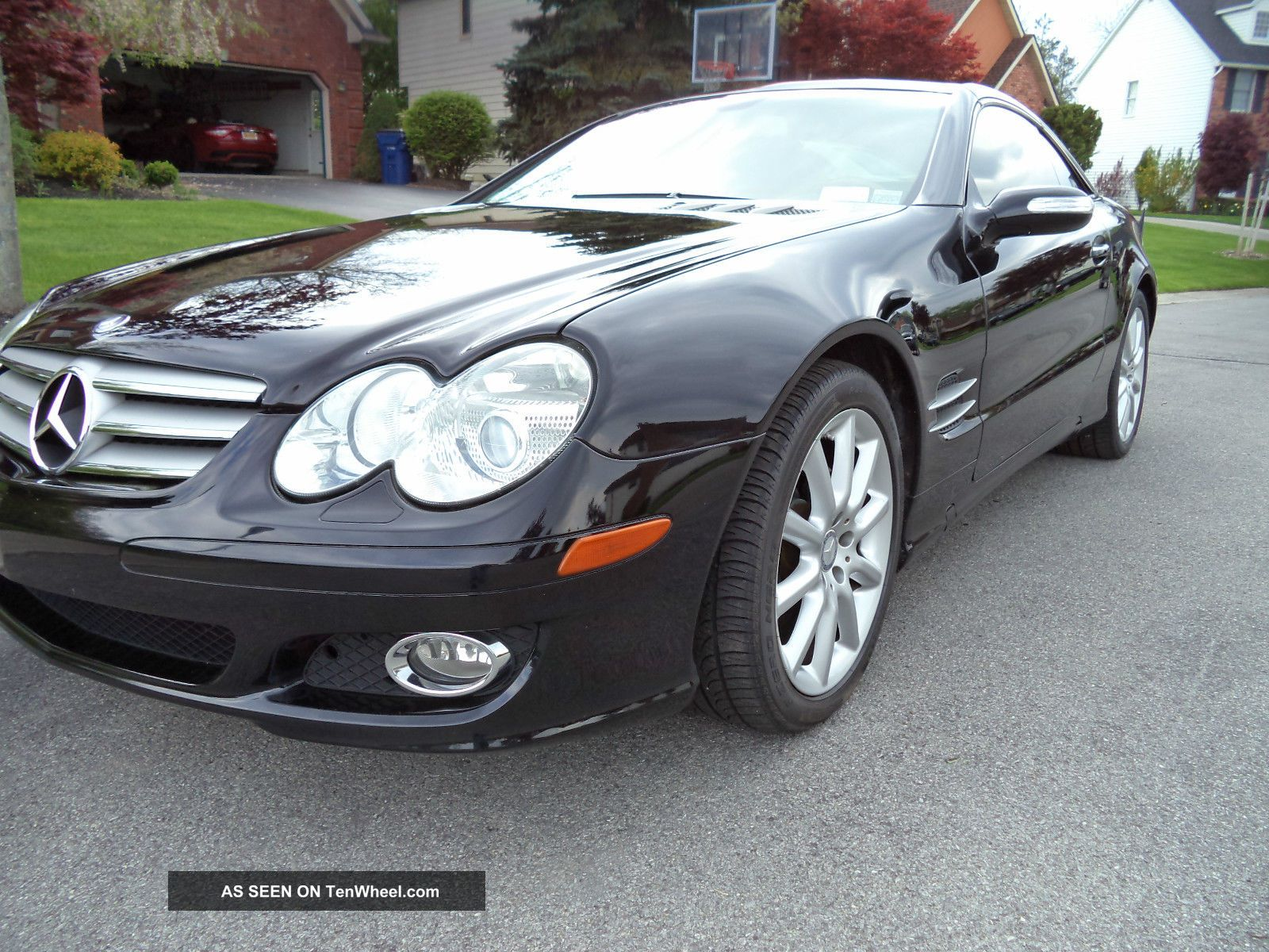 2008 Mercedes - Benzsl - Class Convertible,  Mint SL-Class photo
