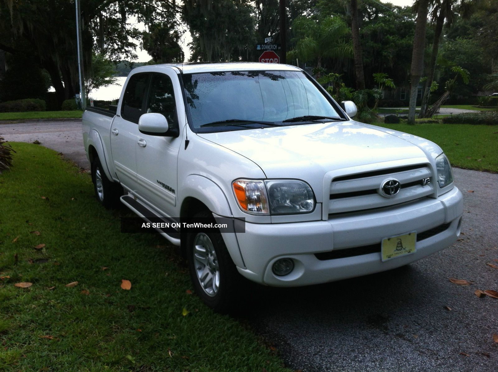 2006 Toyota Tundra 4 X 4 Double Cab ($15,  000.  00) Tundra photo