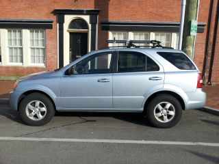 Suv Kia Sorento Lx 2007 photo