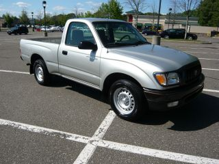 2004 Toyota Tacoma Base Standard Cab Pickup 2 - Door 2.  4l photo