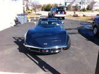 1968 Corvette Convertible photo