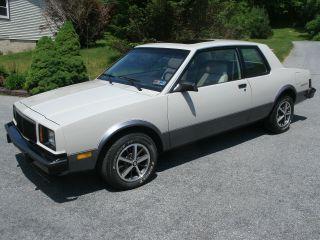 1983 Buick Skylark T - Type photo