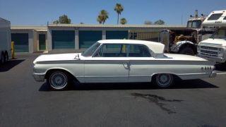 1963 Mercury Monterey S55 Sport Coupe Low Build Serial Number Rare Ca.  Car photo
