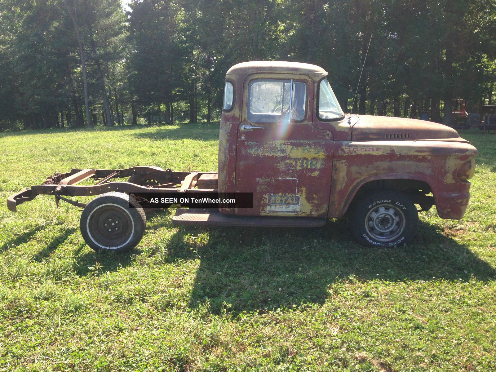 1958 Dodge Truck Base 4.  1l Other photo
