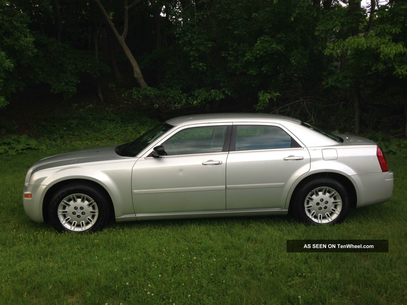2005 Chrysler 300 2.  7l V6 In Very Other photo